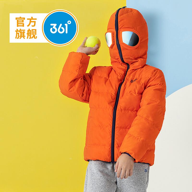 361度童装 男童羽绒服冬季新款儿童羽绒服K51743919