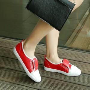 O'SHELL欧希尔新品026-B16-9休闲平跟女士休闲鞋