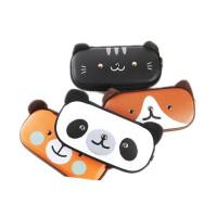 学生笔袋 大容量可爱萌宠动物儿童铅笔袋 文具盒 硬壳EVA笔袋