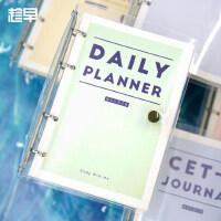 趁早StudyWithMe活页每日计划手册日程管理办公笔记本效率手册学习工作日历本手帐可拆卸