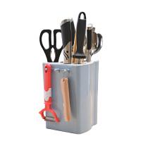 刀架刀座家用厨房用品放刀具收纳架子筷子筒多功能菜刀架置物架