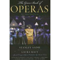 【预订】The Grove Book of Operas