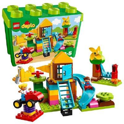 【当当自营】LEGO乐高我的游乐场创意积木盒 10864材质安全妈妈放心 小灵感大快乐 爱拼才会赢