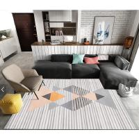 现代简约个性北欧地毯客厅沙发茶几房间卧室床边长方形床前垫 其它颜色