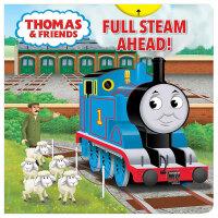 Thomas & Friends 托马斯和他的朋友们:全速前进 英文原版儿童绘本 3-6岁