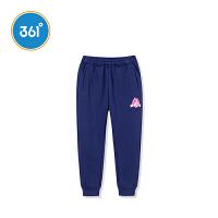 【开学季3折价:59.7】361度女童装 女中大童加厚长裤冬季新品 N61842565