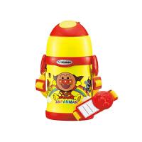 【网易考拉】ZOJIRUSHI 象印 面包超人儿童保温保冷吸管杯ST-ZG45A-ER450毫升黄色