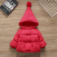 婴儿童冬季羽绒女童棉袄外套