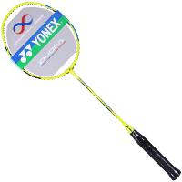 Yonex尤尼克斯羽毛球拍碳素单拍双刃55入门级选手拍 Duora 55