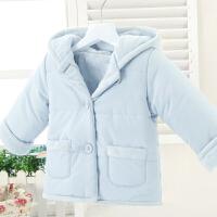 儿童棉衣外套 冬装男女宝宝冬季婴儿幼儿棉袄