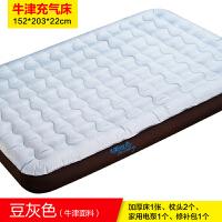 充气床垫加厚家用折叠双人床卡通龙猫床地铺午休床简易床SN2900