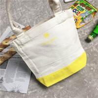 儿童韩版麻袋布艺小包包时尚男童女童零钱包可爱公主单肩包小挎包