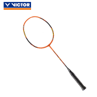 VICTOR胜利 羽毛球拍HX-60H 碳纤维进攻型高磅比赛训练球拍