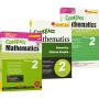 SAP Conquer Mathematics 2 攻克系列二年级数学 四则运算分数 测量体积时间金钱 几何图表 3册练习册 新加坡新亚出版社 英文原版