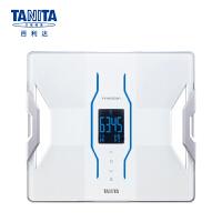 百利达(TANITA) 体脂仪 智能体脂秤 成人电子体重秤 精准脂肪称 日本品牌 RD-953 白色