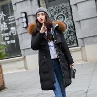 2018秋季新款反季2018新款韩版双面穿羽绒棉衣女冬季中长款棉袄外套潮