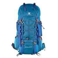 KELME卡尔美 K16A105 登山包 户外野营双肩背包 防水大容量徒步包