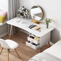 【爆款】书桌北欧简约台式电脑桌办公桌家用学生简易现代写字桌卧室小桌子