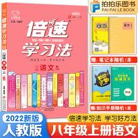 倍速学习法八年级上册语文教材解读人教版