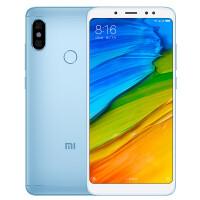 【当当自营】小米(MI) 红米Note5 全网通版 6GB+64GB 蓝色 移动联通电信4G手机 双卡双待