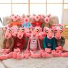 全店支持礼品卡 正版网红粉红豹达浪粉红豹公仔毛绒玩具顽皮豹玩偶抱枕布娃娃生日礼物送女友儿童节礼物