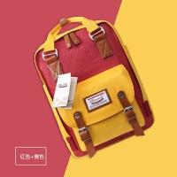 20180626145044209双肩包女苹果air联想华硕戴尔小米13.3/14/15.6寸笔记本电脑背包