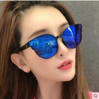 GM太阳镜女大框明星同款户外新品网红同款复古韩版眼镜圆脸潮墨镜女新款