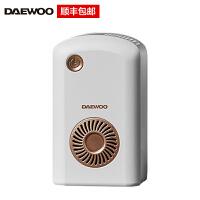 韩国大宇(DAEWOO)冰箱除味器 家用空气净化器臭氧原理杀菌消毒宠物卫生间除臭器DY-CW01奶糖白色