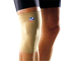 LP欧比护膝 膝部保暖型护套951 篮羽足球跑步登山膝关节运动护具 单只
