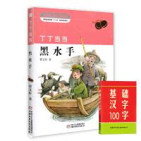 丁丁当当 黑水手 童书 中国儿童文学 成长 校园小说 儿童读物 绘本阅读 儿童故事书 人性中的善良 曹文轩 著