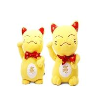 布娃娃可爱暖手财猫捂手枕毛绒玩具猫暖手捂暖手抱枕