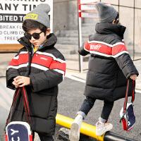 儿童厚款棉衣外套2018新款洋气冬季绒款棉袄韩版男装