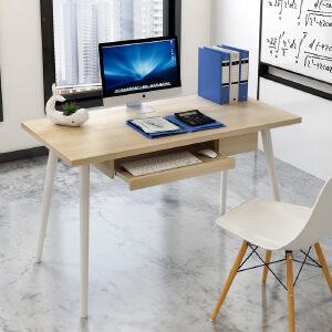 电脑桌 家用多功能简约台式桌简易可收纳小书桌书架组合办公桌笔记本电脑桌子满额减限时抢礼品卡家居用品