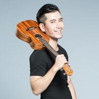 初学者乐器23寸尤克里里21寸乌克丽丽26ukulele夏威夷四弦小吉他