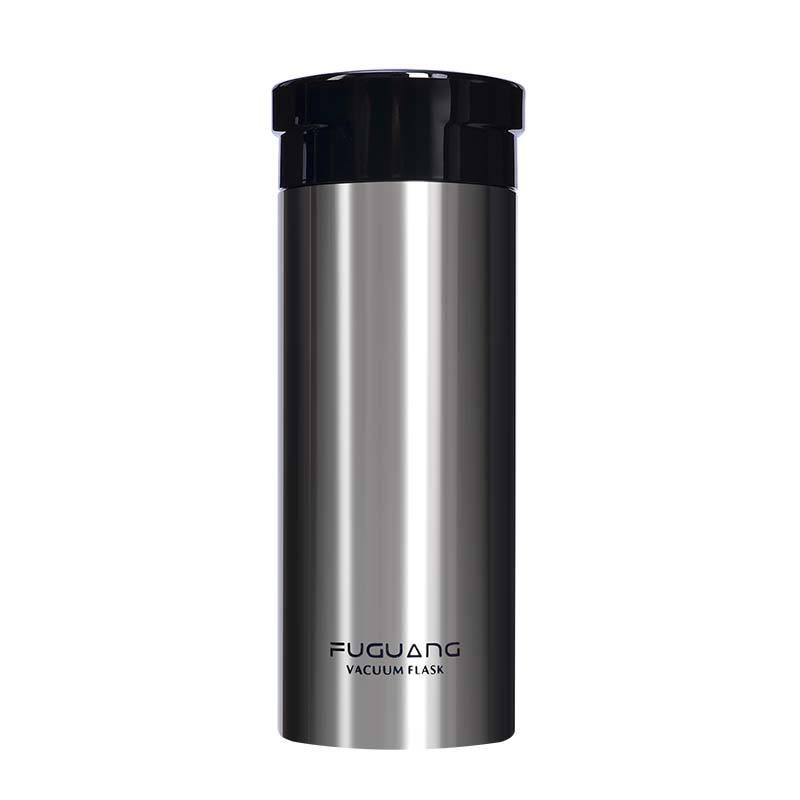 富光不锈钢真空保温杯350ml 男士商务办公杯水杯直身杯FGL-3407