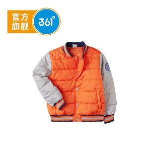 【下单立减2折价:73.8】361童装男童外套中大童男童中大童保暖儿童外套N51742801