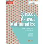 【预订】Collins Edexcel A-Level Mathematics - Edexcel A-Level M