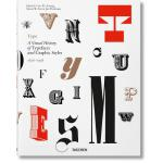 【预订】Type: A Visual History of Typefaces & Graphic Styles