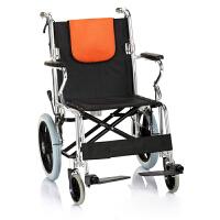 鱼跃(YUWELL) 轮椅 折叠老人轻便残疾人代步车H056C 免充气