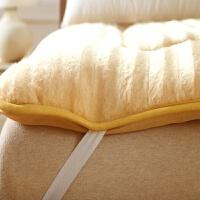 海绵学生榻榻米宿舍床垫床褥子1加厚单人垫被1.2 1.5 1.8m米软0.9