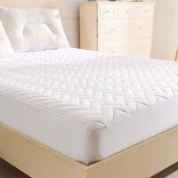 床笠单件床罩加厚加棉床套床褥保护套防滑席梦思床垫1.5米1.8m床