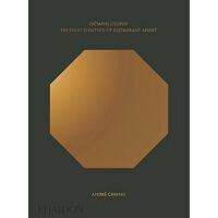 Octaphilosophy 八角哲学:安德烈的八个餐厅元素 饮食烹调书籍 英文原版 精装