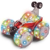 遥控车 充电翻斗车翻滚特技车 儿童玩具礼物遥控汽车电动
