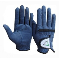 手套男双手卡拉威高尔夫手套耐磨左手纤布右手男士