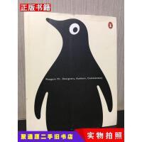 【二手9成新】企鹅75设计师--编辑[美]保罗・巴克利著上海人民出版社