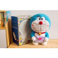 日本哆啦A梦多啦公仔蓝胖子叮当毛绒玩具娃娃抱枕机器猫玩偶礼物