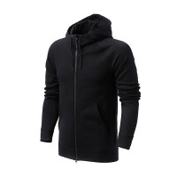 NIKE耐克男装夹克2017新款乔丹系列针织保暖连帽休闲运动服860197