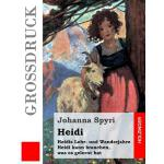 【预订】Heidis Lehr- Und Wanderjahre / Heidi Kann Brauchen, Was