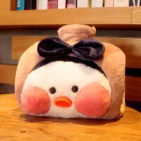 注水热水袋保温PVC持久带毛绒外布套暖手宝宝可爱卡通女学生礼物