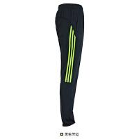 足球裤训练裤男小脚长裤秋冬厚跑步运动裤速干拉链健身裤收小腿